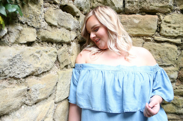 Why Your Clothing Label Size Doesn't Matter, Loving Yourself & Feeling Body Confident Does! Yours Clothing, WhatLauraLoves, The Alnwick Garden Northumberland