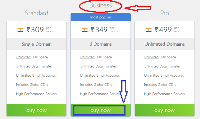 bluehost-India-hosting-plans