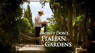 Monty Don's Italian Gardens - Rome ep.1