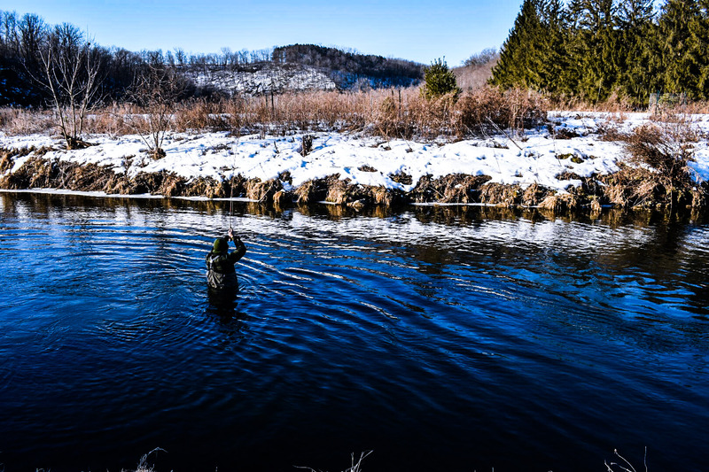 Carf outdoors rush for Fly fishing wisconsin