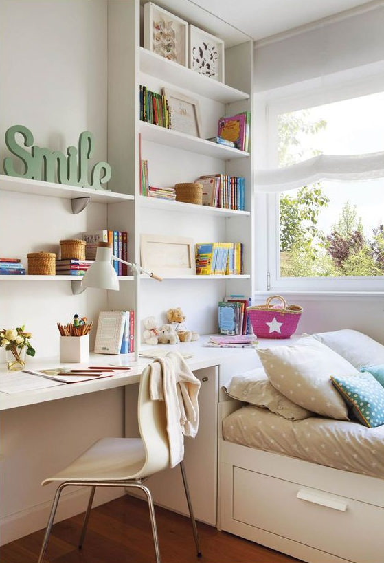 25 Dormitorios juveniles para chicas Ms Chicos