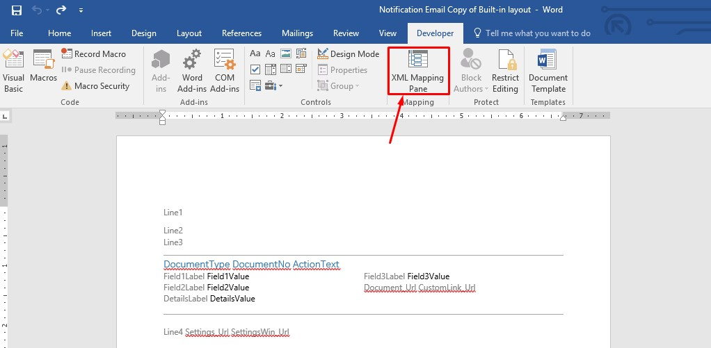 HOW DO I - Customize Report Word Layout  - Microsoft Dynamics NAV