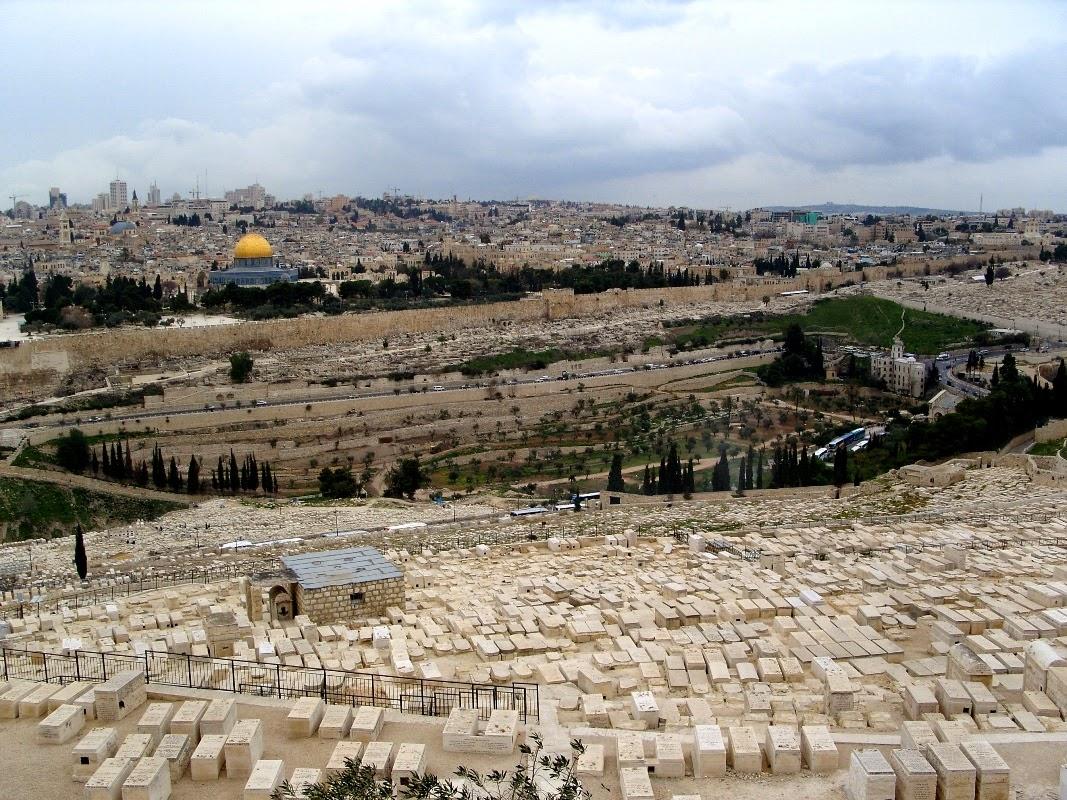 Dwa dni w Izraelu- Jerozolima i Betlejem