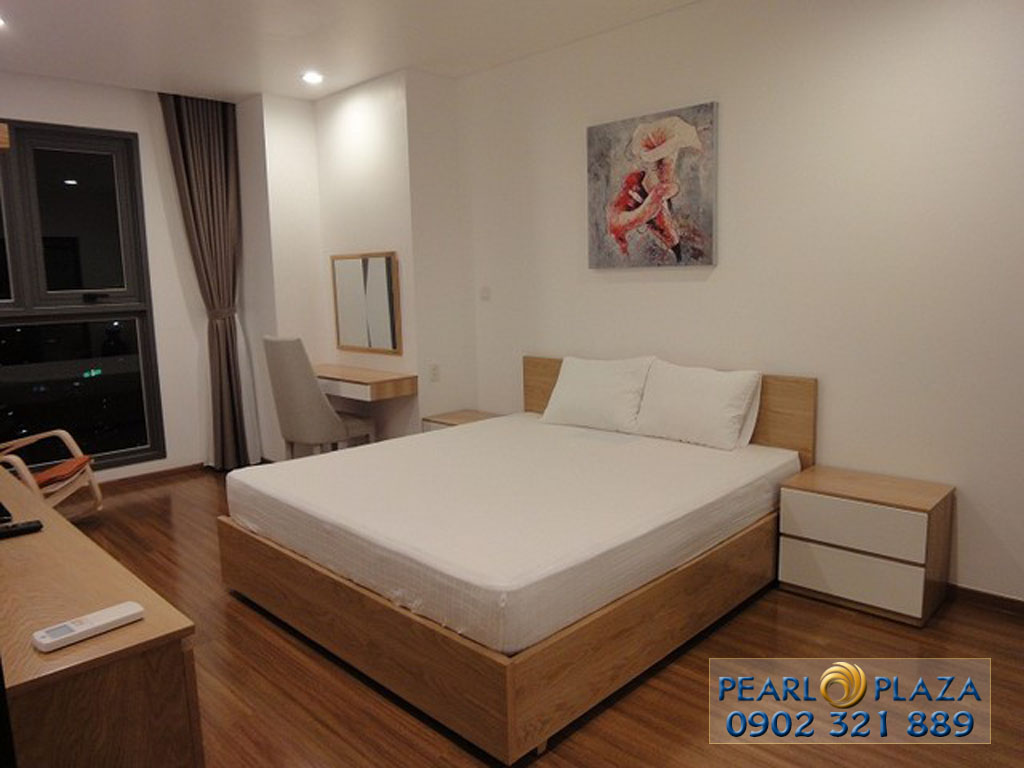 3-bedroom apartment for rent at Pearl Plaza full of beautiful furniture - picture 3