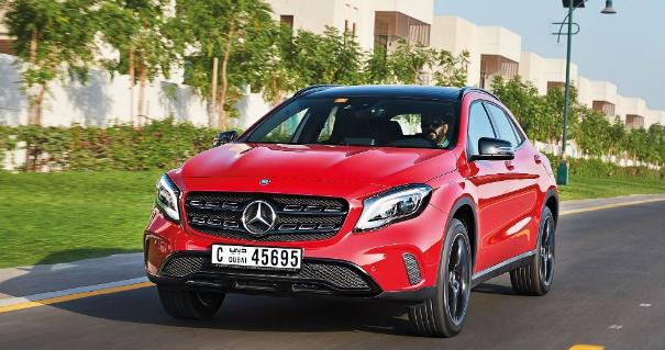 2018 Mercedes-Benz GLA250 4MATIC Review