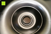Mantel: Andrew James 40cm Standventilator mit Chromfinish – 60 Watt Motor, Verstellbare Höhe, 3 Geschwindigkeitseinstellungen, verstellbare Neigung und Schwenkfunktion + Hochbeanspruchbar – 2 Jahre Garantie