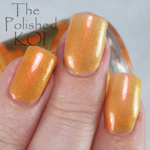 Bee's Knees Lacquer - One Life May Change the World