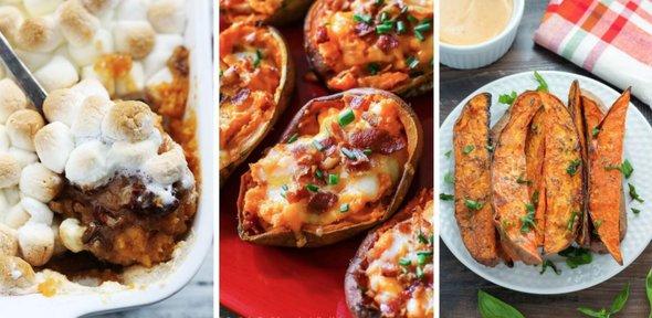 Cartofii dulci - 7 motive surprinzatoare pentru care aceasta leguma este buna pentru tine!