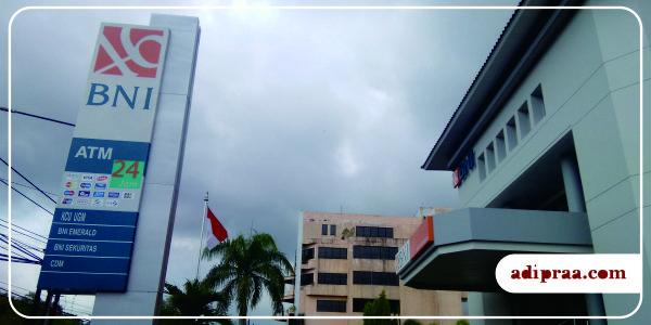 BNI Kantor Cabang UGM Yogyakarta | adipraa.com