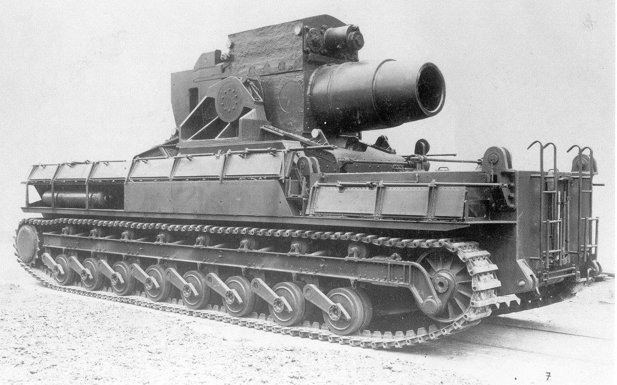 The Historic Heap: Karl Heavy Mortar