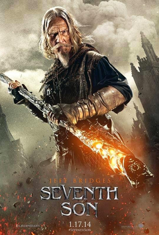 Seventh Son เซเว่น ซัน บุตรคนที่ 7 จอมมหาเวทย์ [HD]