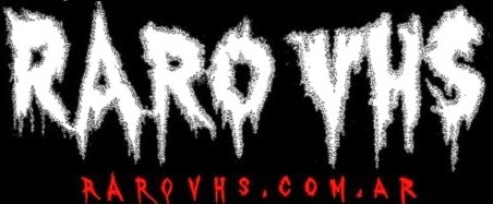 -RaroVHS: Datos de películas en VHS online-