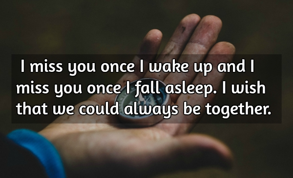 Top 100 Missing Quotes in English with Images for Your Love