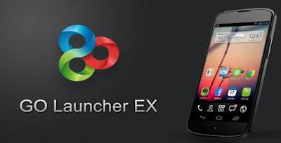 GO Launcher EX Simpel dan Elegan
