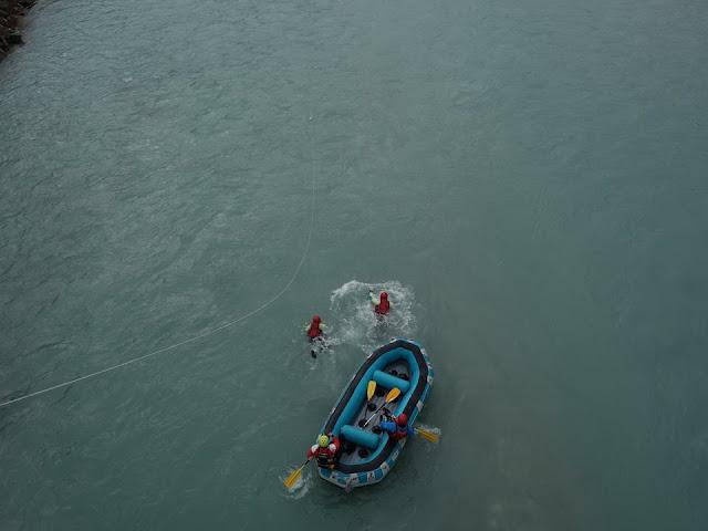 Άρτα: Αγιασμός των υδάτων στη Γέφυρα Τζαρή.