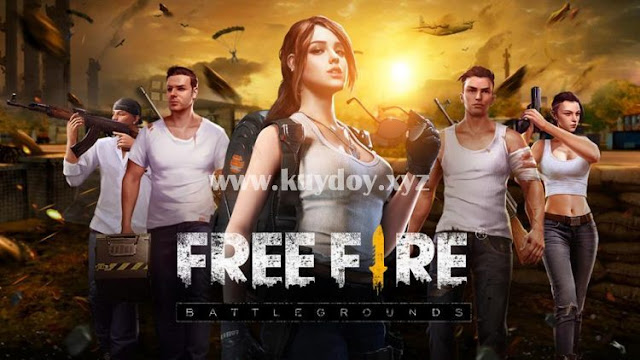 Download Apk MOD Free Fire + Data OBB V1 39 Android