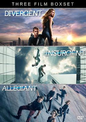 Divergent Colección [Latino]