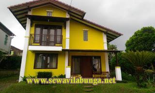 Villa Mungil 3 Kamar Untuk Keluarga