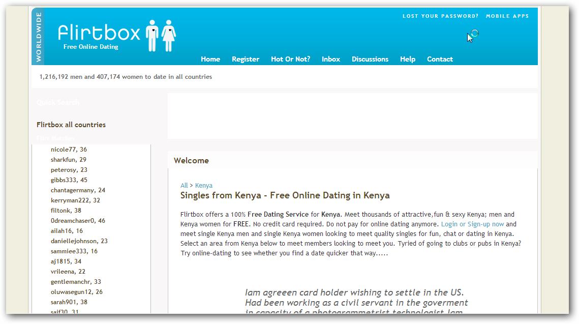 Zwangerschap dating website