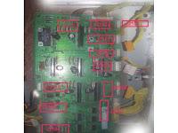 E-Book 1: Alur Kabel dari Motor Drive ke masing masing motor
