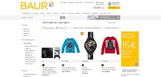 Bestellen Sie bei Baur Star Wars Kleidung, Fanartikel und Spielzeug auf Rechnung