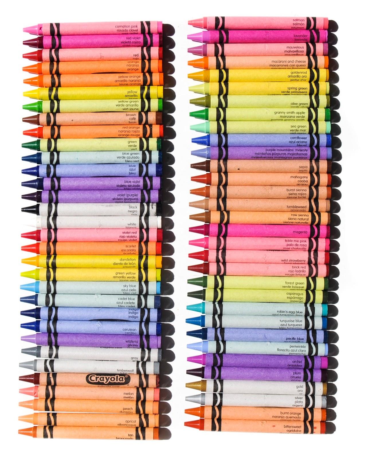 Purple Crayola Crayon Crayola-Target Multico...