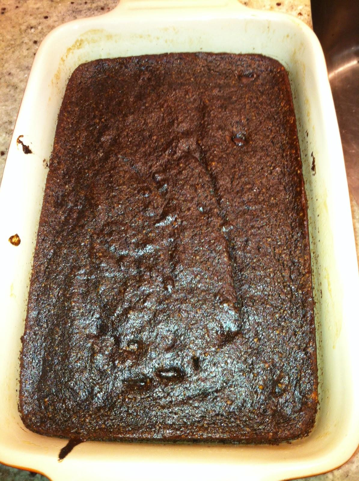Good Personality Cooking Chocolate Beet Cake Grain Free