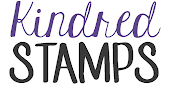 Click here to get 10% OFF at Kindred Stamps!
