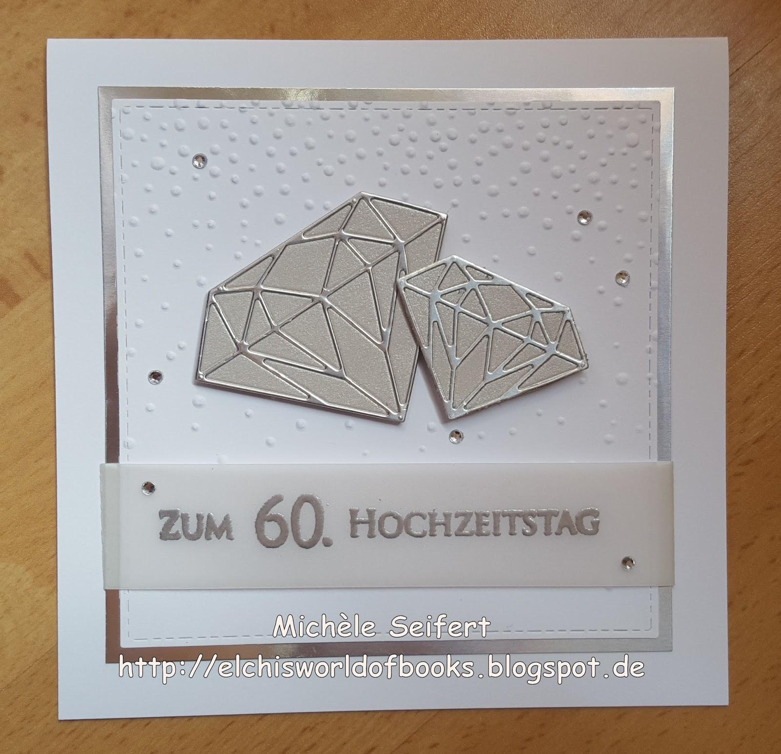 Die Namics Diamonds Diamanthochzeit Elchi S World Of Books