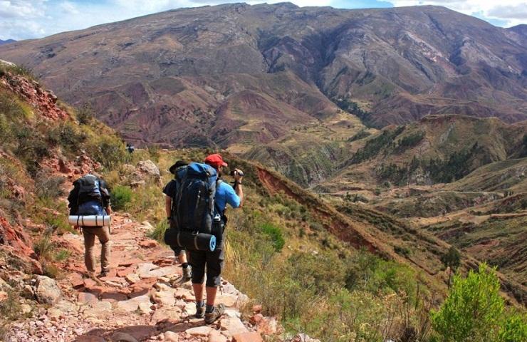sucre bolivia destinos turisticos crater de maragua camino del inca