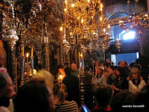 Celebrazione della Pasqua a Patmos