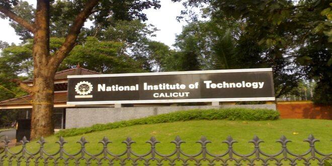 NIT Calicut Kerala Govt. Job Walk-In-Interview for Various Posts