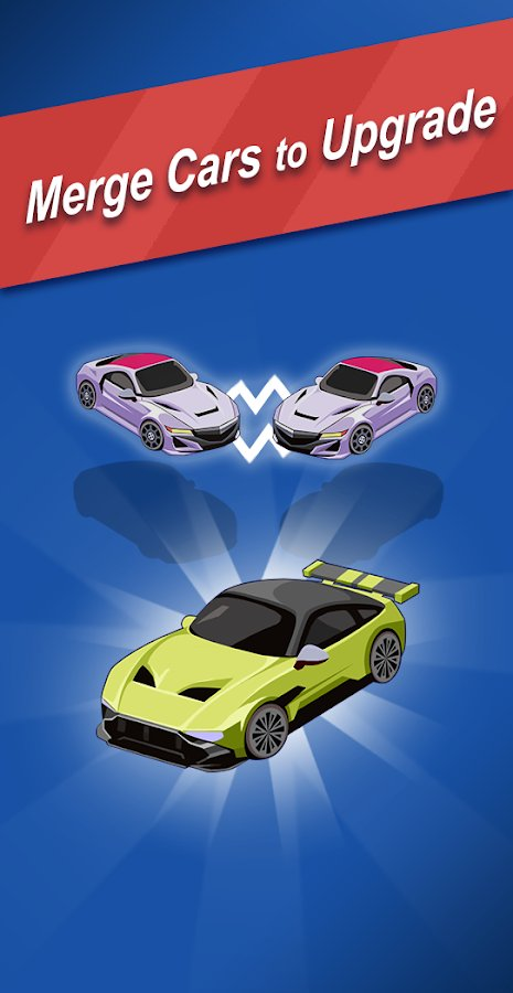 Ultimate Merge Cars: Idle Driving & Racing Tycoon APK for ...