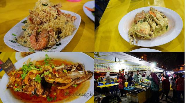 Tempat makan best di Kota Kinabalu