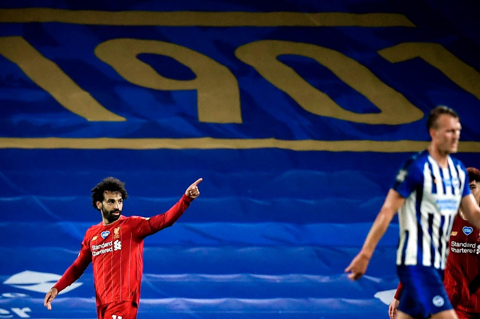 El Liverpool gana de nuevo en su búsqueda del récord de puntos
