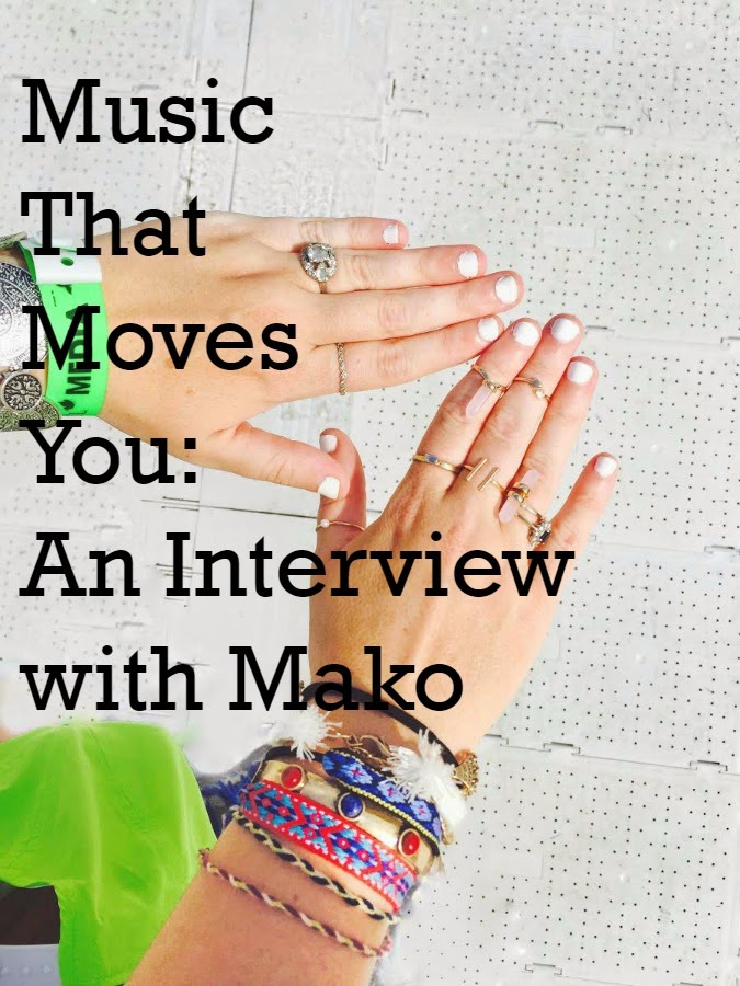 Mako Interview 2015