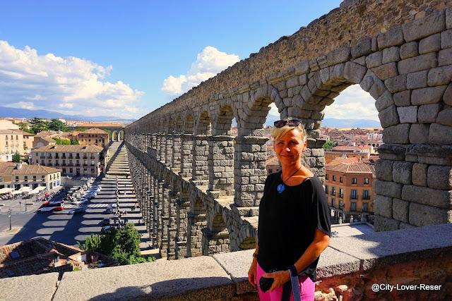 Segovia - Spanien
