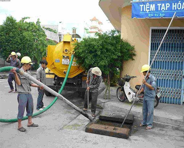 Hút bể phốt tại Hà Nam giá rẻ