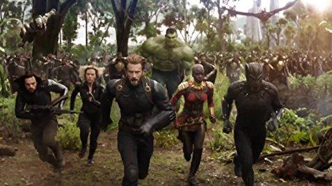 Avengers:Infinity War fragman rekoru ile başladı!