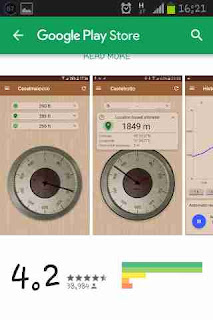 Compass on the Play Store