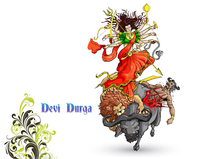 Devi Durga Wallpaper HD