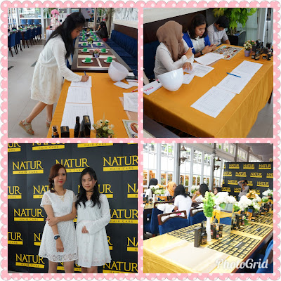 Event Report : Natur Hair Beauty Dating Palembang