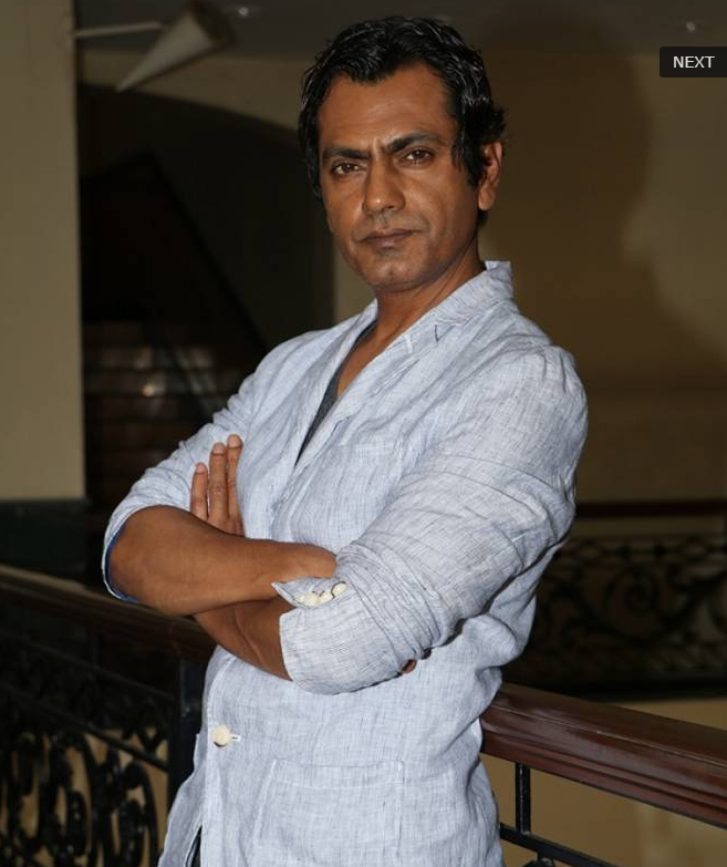 Bidita Bag, Nawazuddin Siddiqui Pictures for Promotion of 'Babumoshai Bandookbaaz'