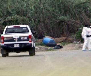 Restos humanos encontrados en Santiago Cuautlalpan
