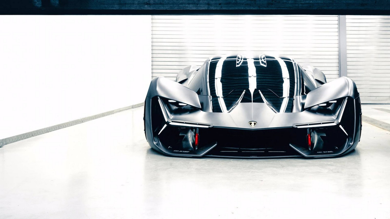Lamborghini Terzo Millennio Concept Is A Supercar For The Third Millennium Carscoops
