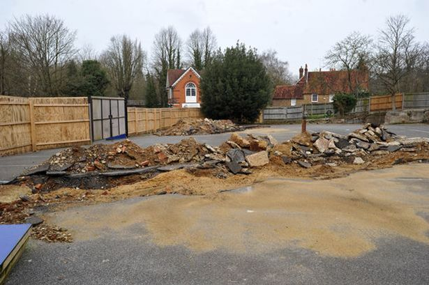 Medieval burial ground found under UK car park