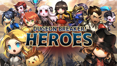 Dungeon Breaker Heroes APK For Android