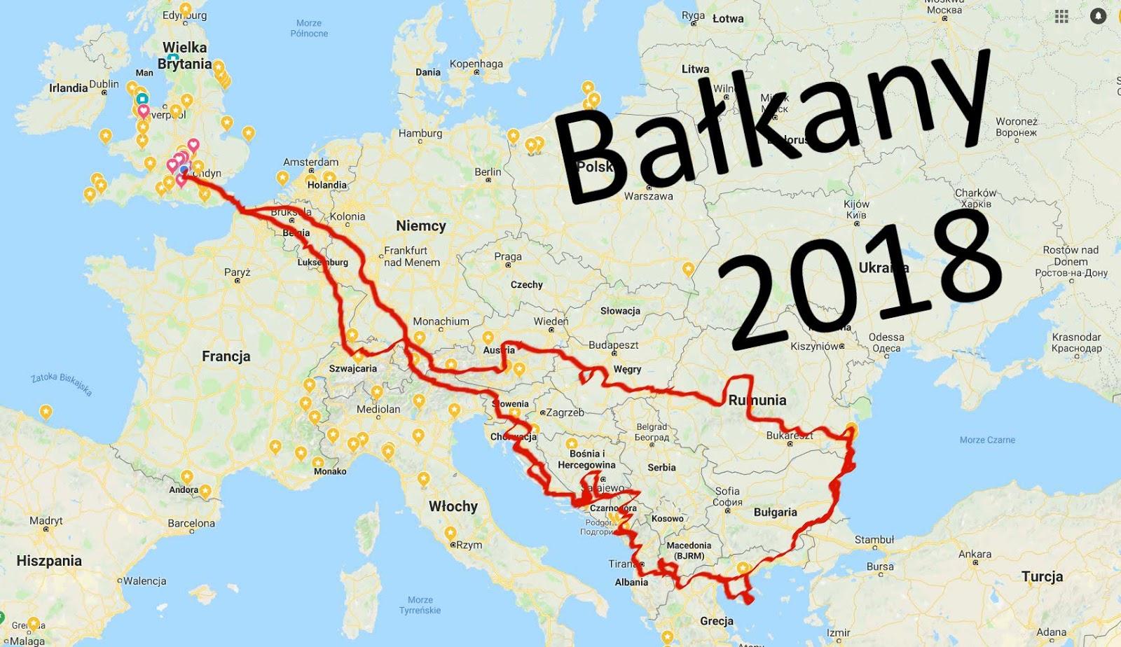 Balkany