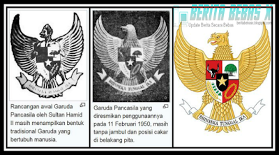 Berita Bebas, BeritaBebasX, Burung Garuda, Elang Jawa, facebook, Hukum, Indonesia, kebhinekaan tunggal ika, kisah, Lambang Negara Indonesia, medsos, mengumpat lambang negara, Sejarah, Ulasan Berita,