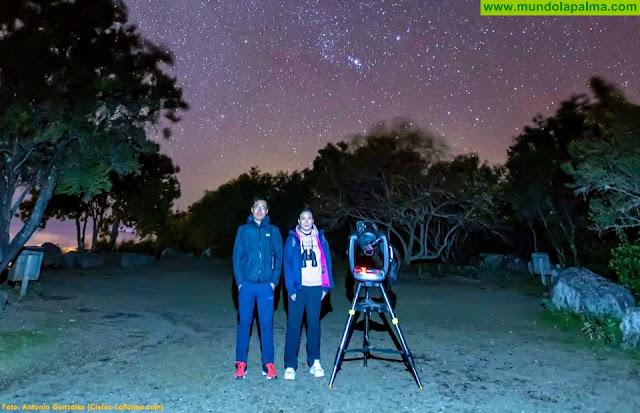 Dos 'influencers' chinos con 5 millones de seguidores visitan La Isla Bonita y la promocionan en sus en redes sociales